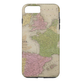 Western Europe iPhone 8 Plus/7 Plus Case