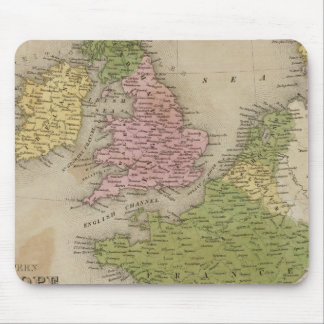 Western Europe Mouse Mat