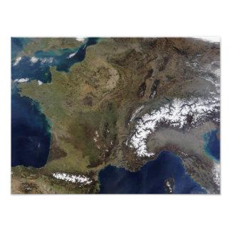 Western Europe Photographic Print