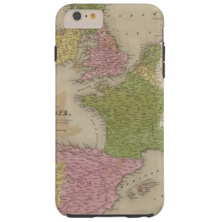 Western Europe Tough iPhone 6 Plus Case