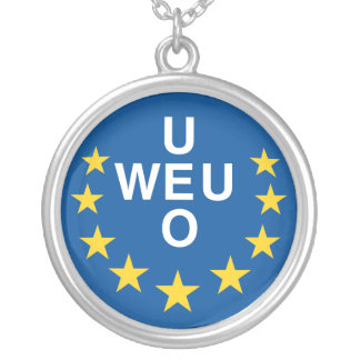 Western European Union Custom Necklace