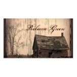 western farmhouse customisable country boutique business card template