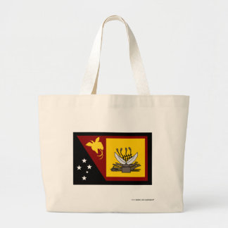 Western (Fly River)  Province, PNG Jumbo Tote Bag
