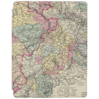 Western Germany 2 iPad Cover