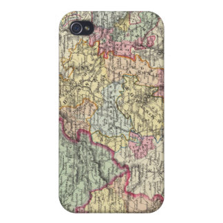 Western Germany 2 iPhone 4/4S Covers