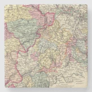 Western Germany 2 Stone Coaster
