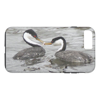 Western Grebe Birds Animal Wildlife iPhone 7 Case