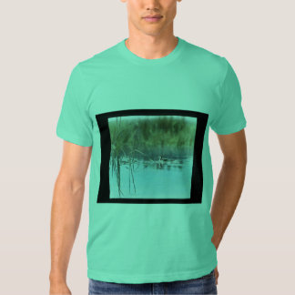 Western grebe t shirt