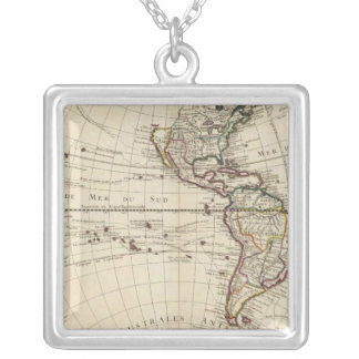 Western Hemisphere 10 Silver Plated Necklace