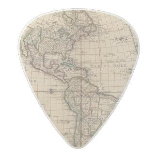 Western Hemisphere 12 Acetal Guitar Pick