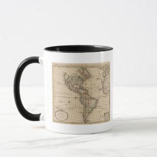 Western Hemisphere 12 Mug