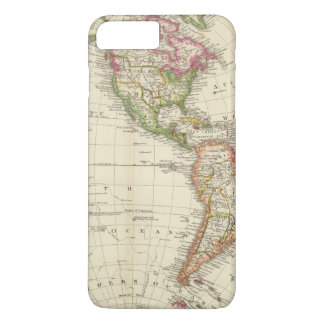 Western Hemisphere 13 iPhone 8 Plus/7 Plus Case