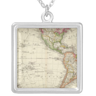 Western Hemisphere 13 Silver Plated Necklace
