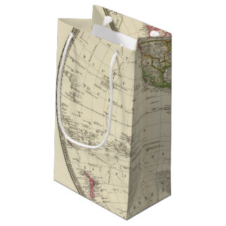 Western Hemisphere 13 Small Gift Bag