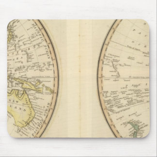 Western Hemisphere 15 Mouse Mat