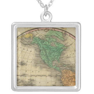 Western Hemisphere 16 Silver Plated Necklace