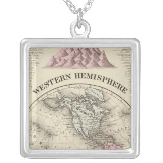 Western Hemisphere 17 Silver Plated Necklace