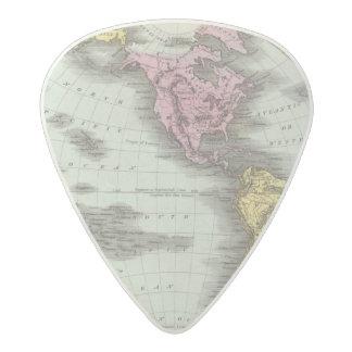 Western Hemisphere 18 Acetal Guitar Pick