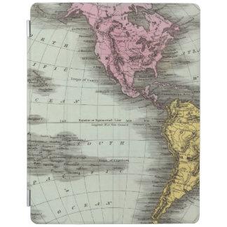 Western Hemisphere 18 iPad Cover