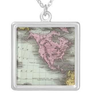 Western Hemisphere 18 Silver Plated Necklace