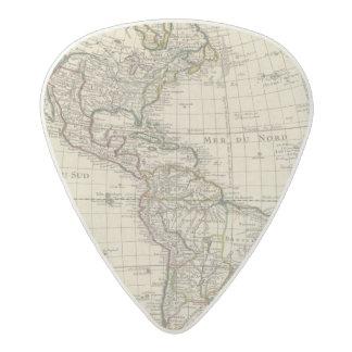 Western Hemisphere 2 2 Acetal Guitar Pick