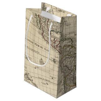Western Hemisphere 2 2 Small Gift Bag