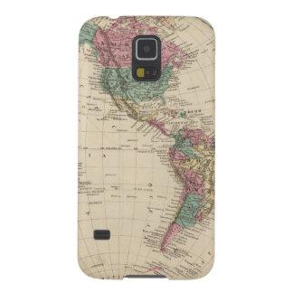 Western Hemisphere 2 Galaxy S5 Covers