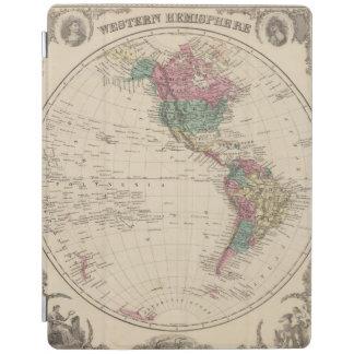 Western Hemisphere 2 iPad Cover