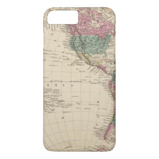 Western Hemisphere 2 iPhone 8 Plus/7 Plus Case