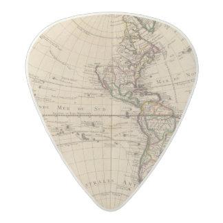 Western Hemisphere 3 Acetal Guitar Pick