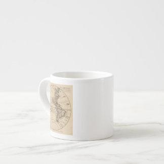 Western Hemisphere 3 Espresso Mug