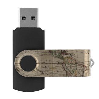 Western Hemisphere 3 USB Flash Drive
