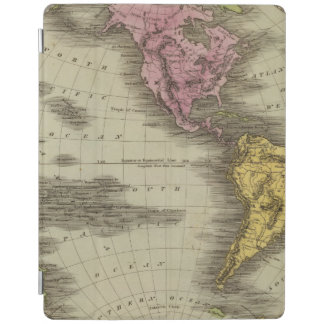 Western Hemisphere 4 iPad Cover