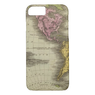 Western Hemisphere 4 iPhone 8/7 Case