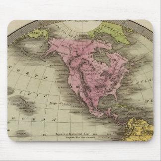 Western Hemisphere 4 Mouse Mat