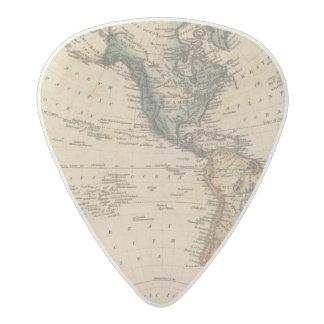 Western Hemisphere 5 2 Acetal Guitar Pick
