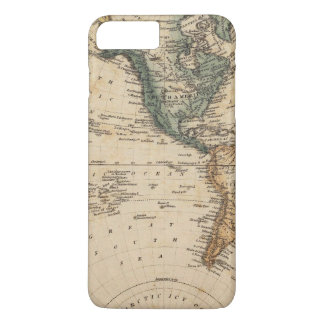 Western Hemisphere 5 2 iPhone 8 Plus/7 Plus Case