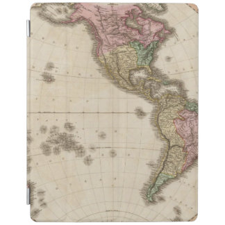 Western Hemisphere 5 iPad Cover