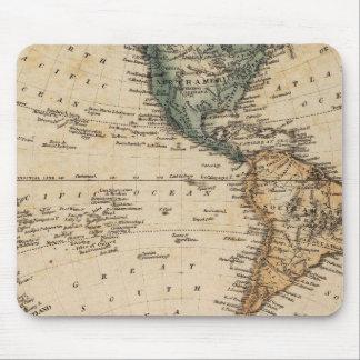 Western Hemisphere 5 Mouse Mat