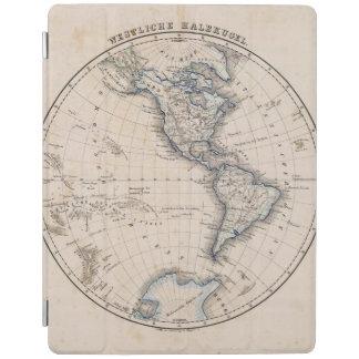 Western Hemisphere 6 iPad Cover