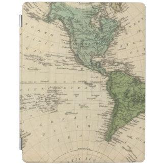 Western Hemisphere 7 iPad Cover
