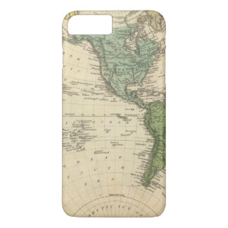 Western Hemisphere 7 iPhone 8 Plus/7 Plus Case