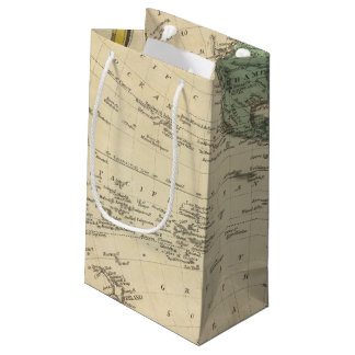 Western Hemisphere 7 Small Gift Bag