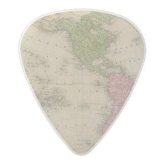 Western Hemisphere 9 Acetal Guitar Pick