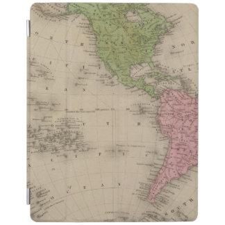 Western Hemisphere 9 iPad Cover