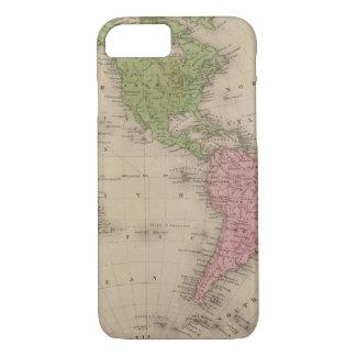 Western Hemisphere 9 iPhone 8/7 Case