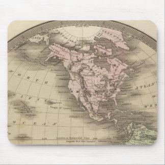 Western Hemisphere 9 Mouse Mat