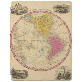 Western Hemisphere iPad Cover