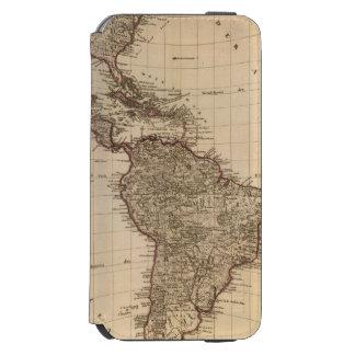 Western Hemisphere, South America Incipio Watson™ iPhone 6 Wallet Case