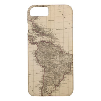 Western Hemisphere, South America iPhone 8/7 Case